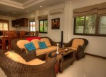 Villa for sale at Nature Valley 1 - living area