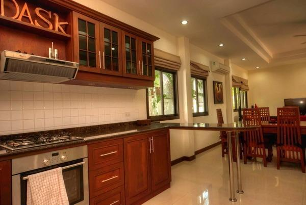 Villa for sale at Nature Valley 1 - kitchen