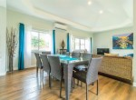 Dolphin Bay villa for sale- dining area