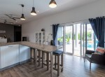 Mali Residence resale with separate guest house - breakfast bar