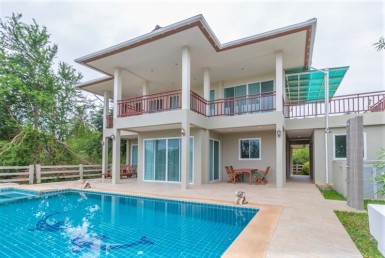 Searidge Hua Hin villa for sale