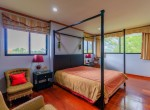 Villa for sale close to Cha Am beach - bedroom