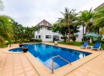 Villa for sale close to Cha Am beach - pool