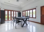 Soi 88 sea view villa for sale - office