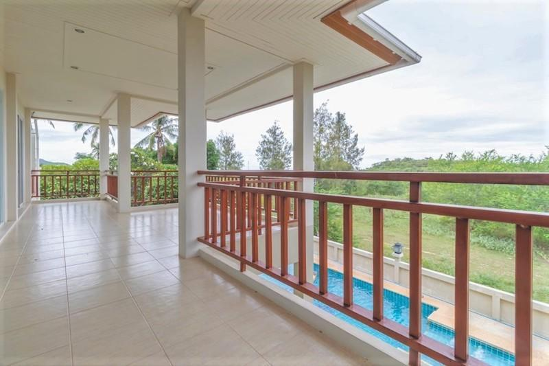 Searidge Hua Hin villa for sale - view