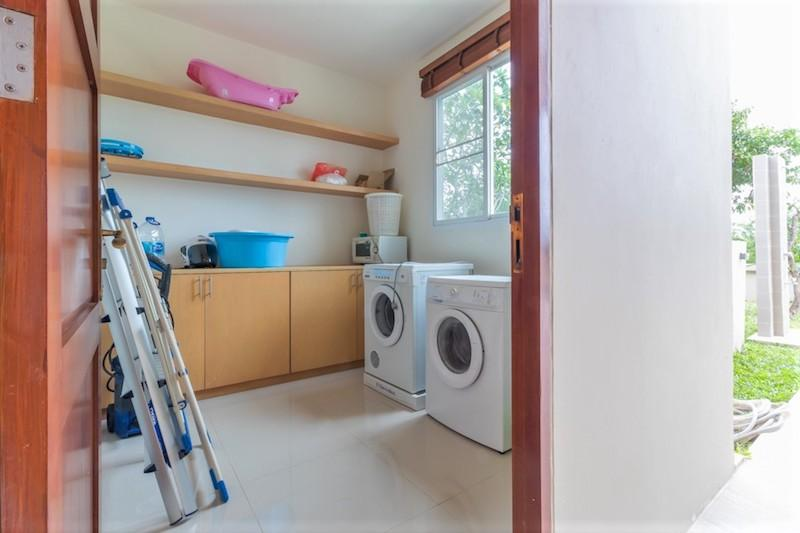 Searidge Hua Hin villa for sale - laundry room