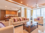 Searidge Hua Hin villa for sale - living area