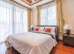 Searidge Hua Hin villa for sale - bed