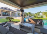 Villa for sale Khao Kalok  - lounge
