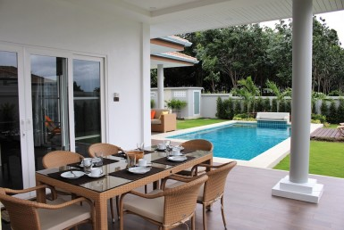 Luxury Mali Prestige pool villa for rent