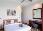 Luxury villa with pool for rent - guest room