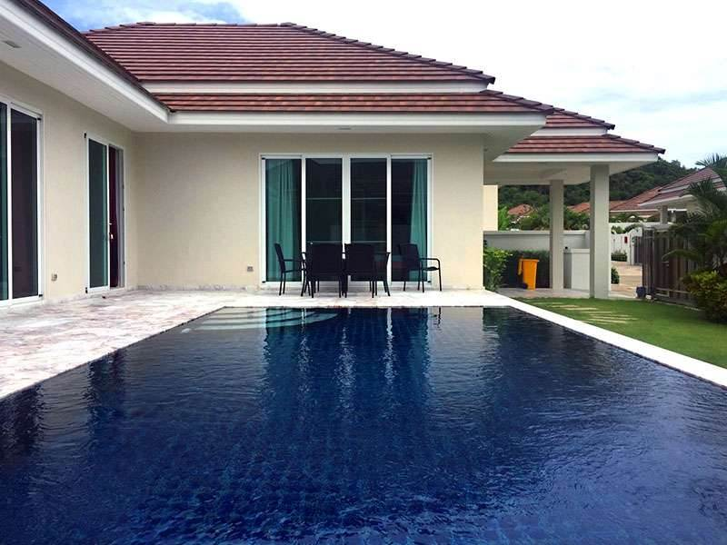 HHPPR2907 - 2 property for sale in hua hin