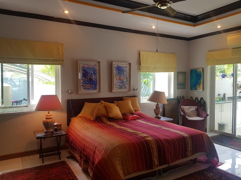 Sunset Village 2 villa for sale - bedroom