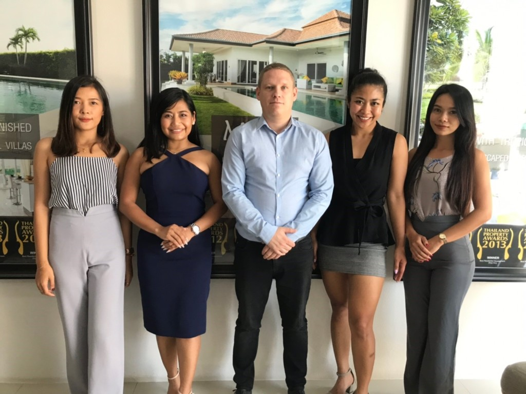 Hua Hin Property Partner Team