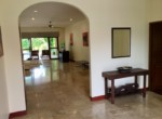Golf Village villa for sale - entrance area