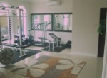 Mansion style villa for sale - gym