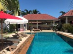 Sunset Village 2 villa for sale on huge plot - sunbed
