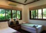 Sunset Village 2 villa for sale on huge plot - guestroom