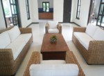 Best priced Banyan house for sale - living room