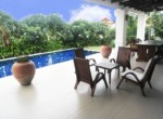 Best priced Banyan house for sale - covered terrace