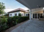 4 bed villa in The Views for sale - carport