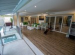 4 bed villa in The Views for sale -terrace