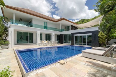 Stunning 5 bed Phu Montra villa for sale - villa