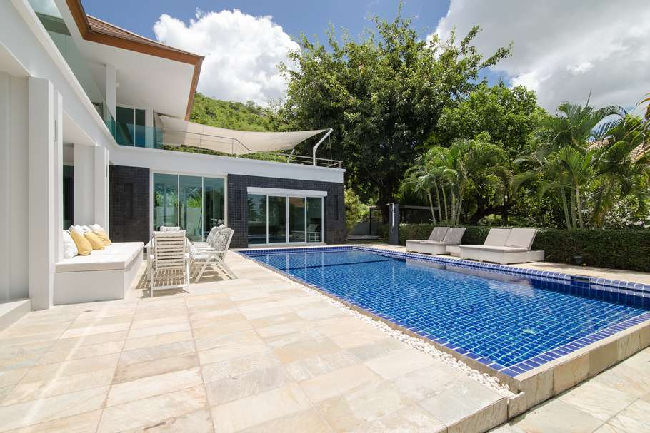 Stunning 5 bed Phu Montra villa for sale - pool