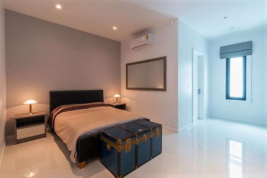 The Clouds villa for sale - guest room