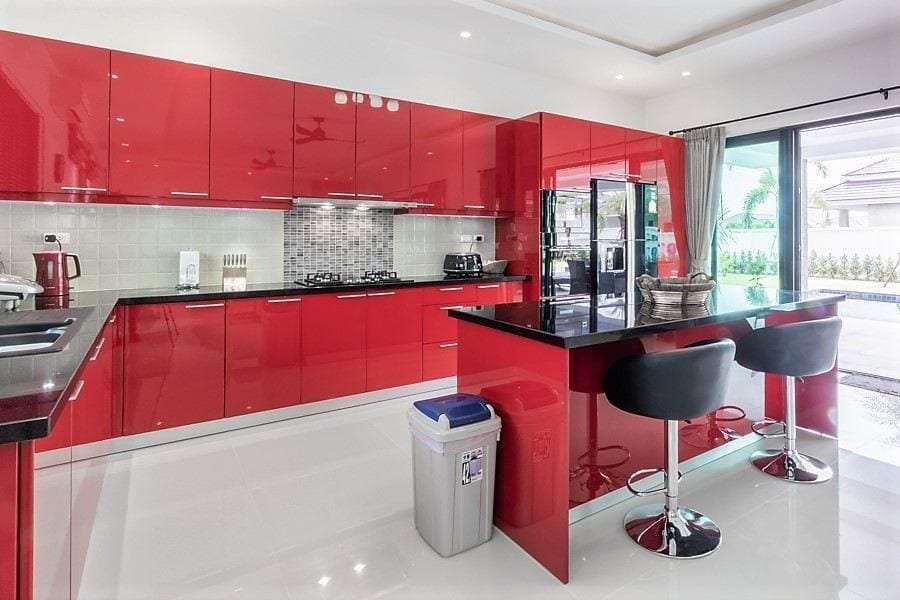 The Clouds villa for sale - kitchen