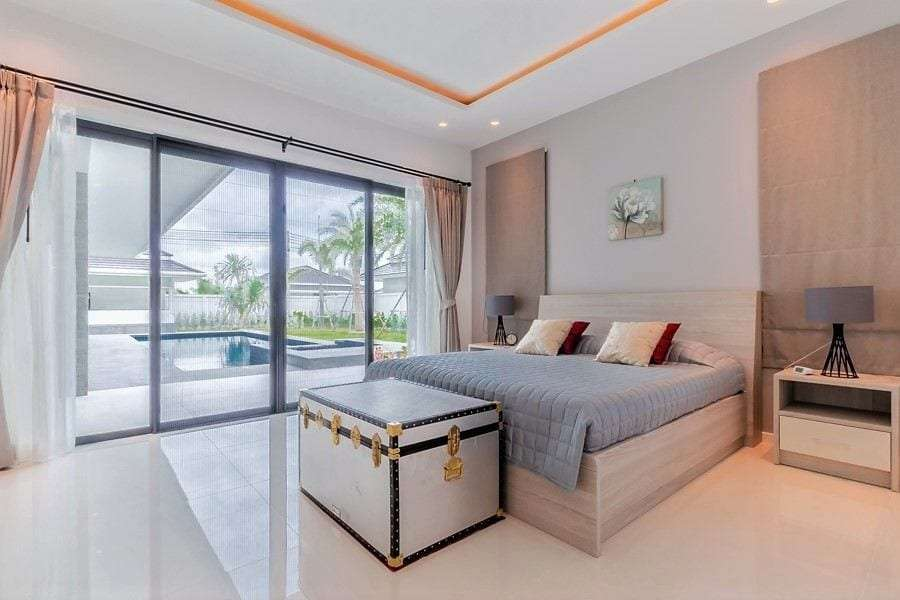 The Clouds villa for sale - bedroom