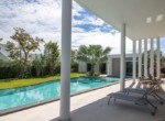 Stunning modern villa for sale Sunset Views - pool