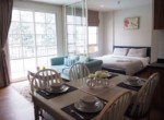 Autumn apartment with 2 bedrooms for sale - dining