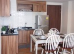 Autumn apartment with 2 bedrooms for sale - kitchen