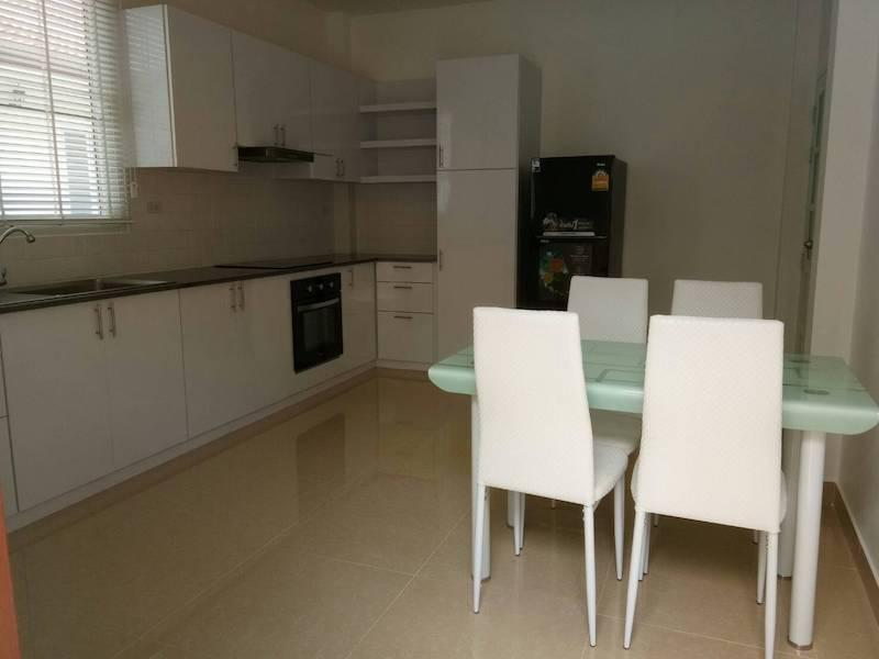 Cha Am pool villa for sale in best location - kitchen