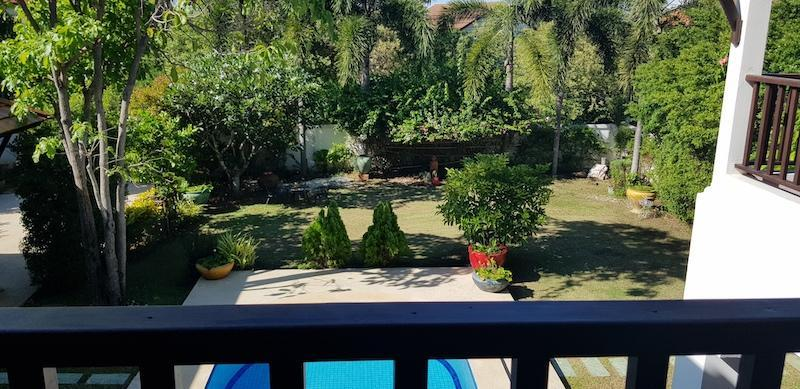 Spacious villa for sale close to the beach - view