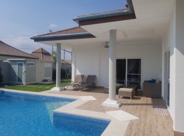 Three bedroom Mali Prestige rental villa - terrace