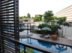 Tira Tiira 2 bedroom apartment for sale - balcony view