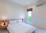 Pool villa for rent in Sivana Garden - bedroom