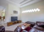 Detached 2 storey house for sale with pool - living room