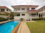 Detached 2 storey house for sale with pool