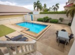 Detached 2 storey house for sale with pool - pool