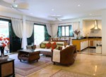 Beautiful Laguna villa for sale in Hua Hin - living