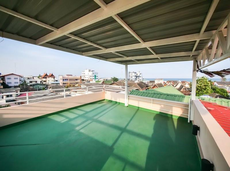 Unique townhouse with sea view for sale - rooftop terrace