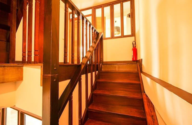 Unique townhouse with sea view for sale - staircase