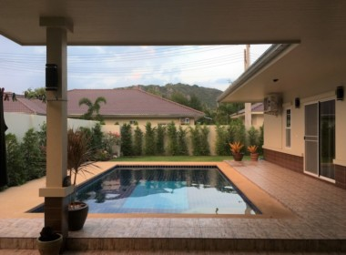 Beautiful Mountain Beach Villa 3 house for sale - pool